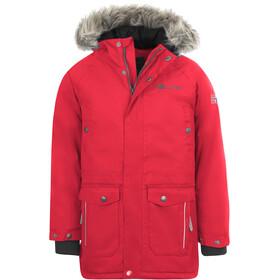 TROLLKIDS Nordkapp Jacket Kids bright red
